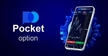 Comment télécharger et installer l'application Pocket Option pour téléphone mobile (Android, iOS)