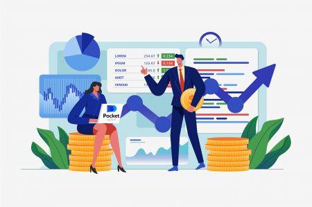 Comment négocier des options numériques dans Pocket Option