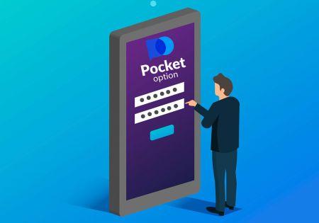 Comment ouvrir un compte de trading dans Pocket Option