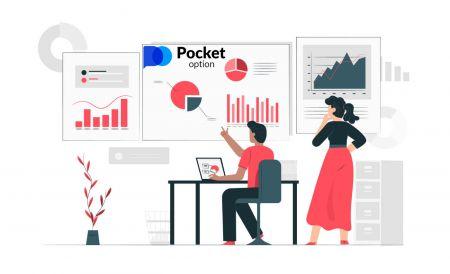 Comment déposer et négocier des options numériques sur Pocket Option